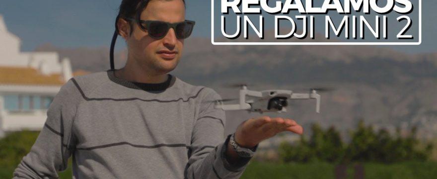 230. Fiesta 10k subs en YouTube 🥳 DJI Mini 2 de regalo 🤩